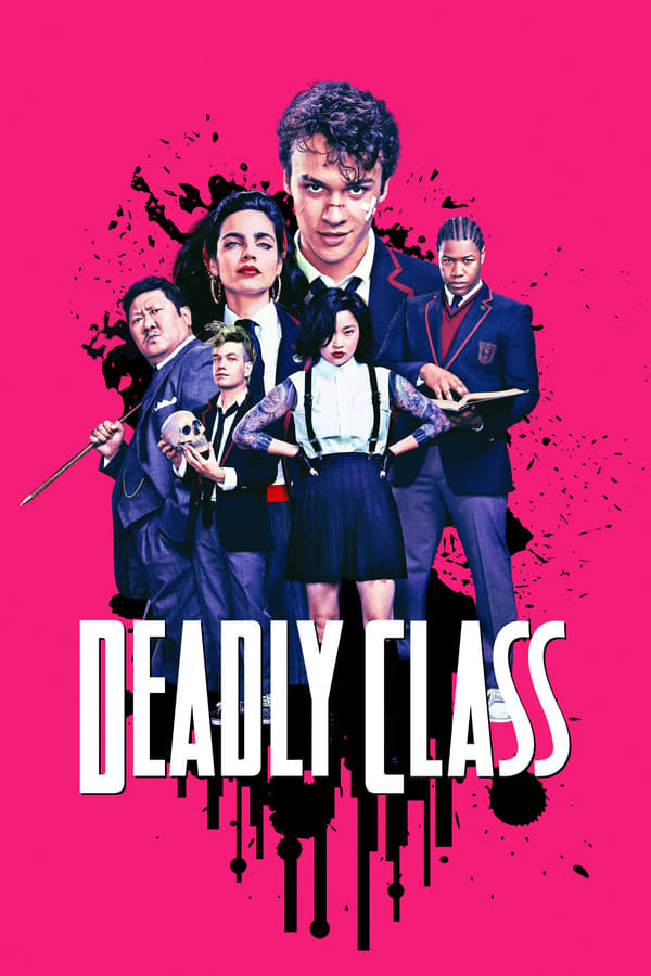 Deadly Class Saison 1 En streaming