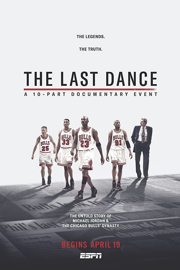 The Last Dance: Season 1 (2020)