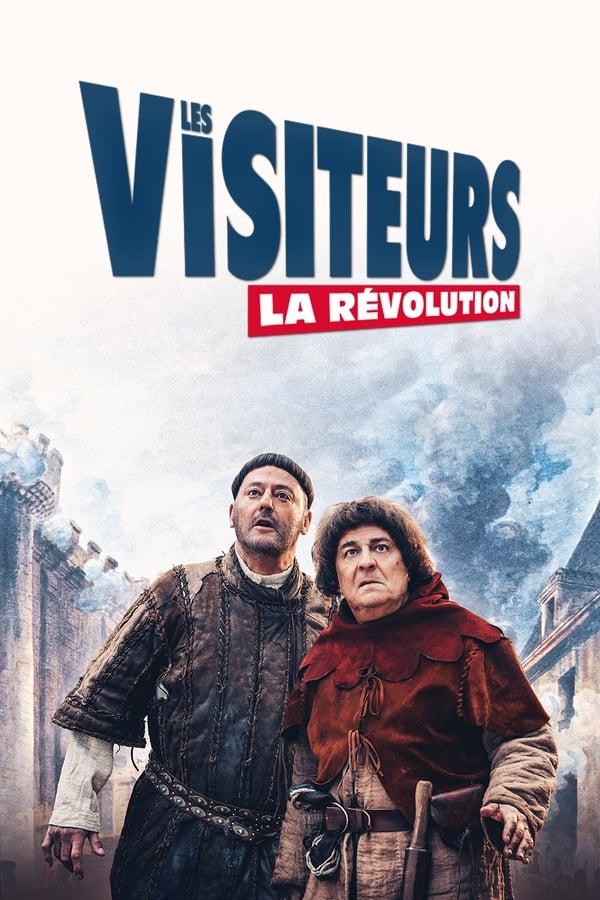 სტუმრები 3 (რევოლუცია) / The Visitors: Bastille Day (Les visiteurs: La révolution)