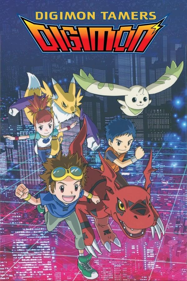 Assistir Digimon Tamers
