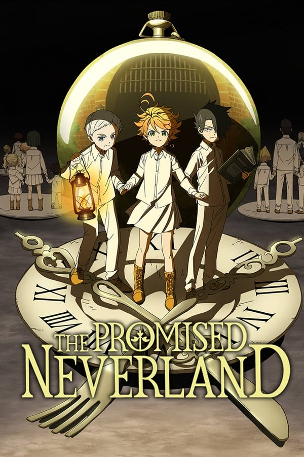 Assistir The Promised Neverland Online