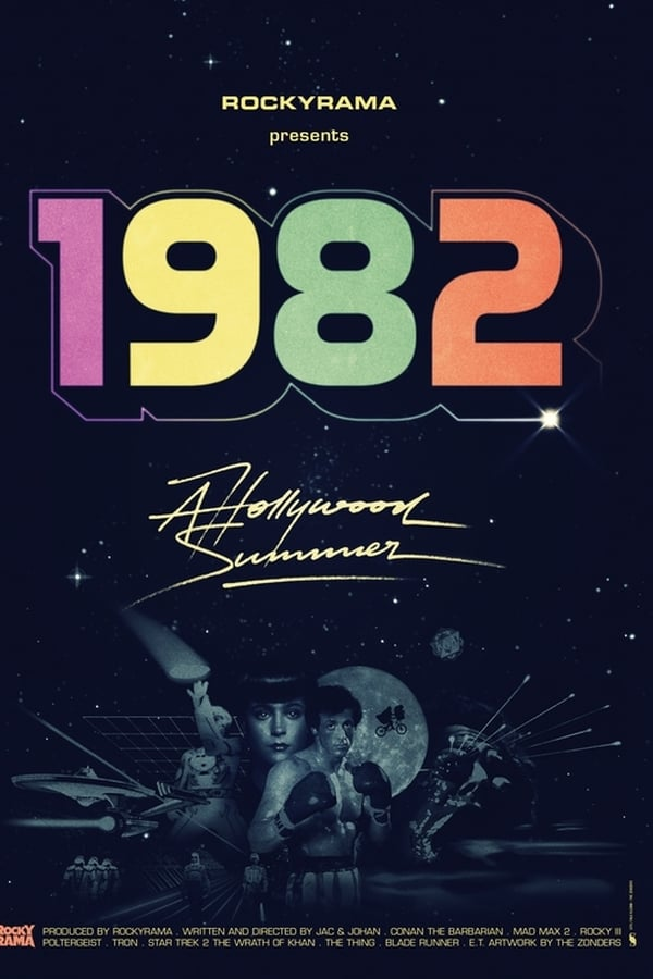 1982 - Hollywood Summer