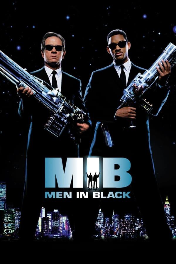  FR  Men in Black