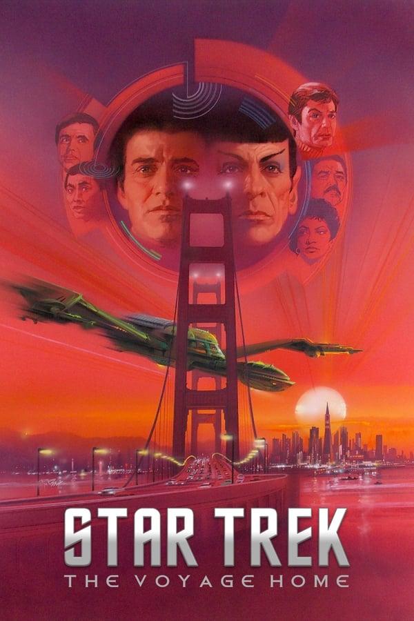 Star Trek IV: The Voyage Home – Star Trek IV: Drumul spre casă (1986)