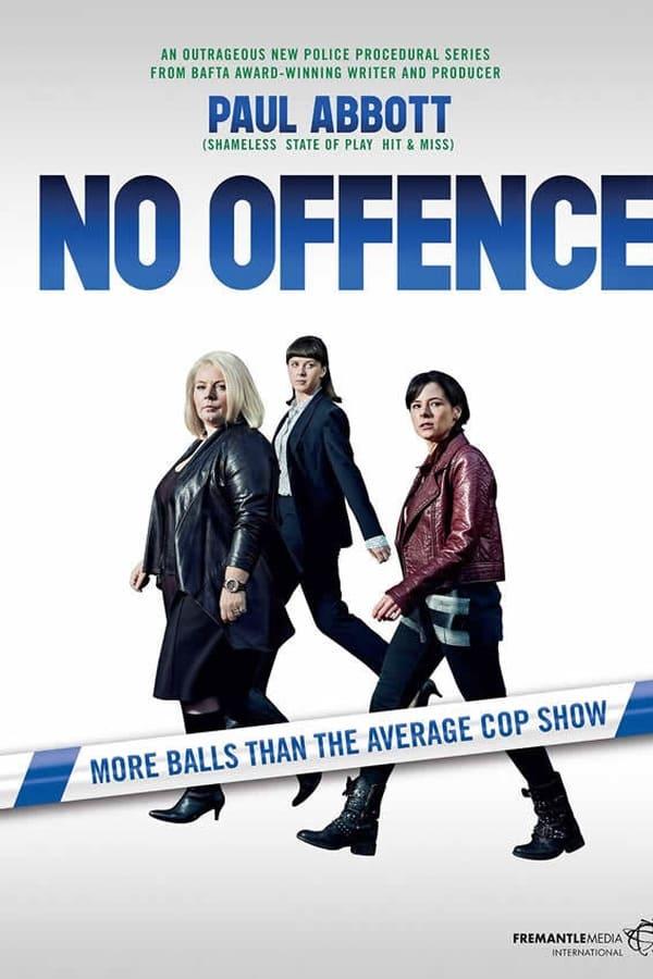 No Offence Saison 3 En streaming