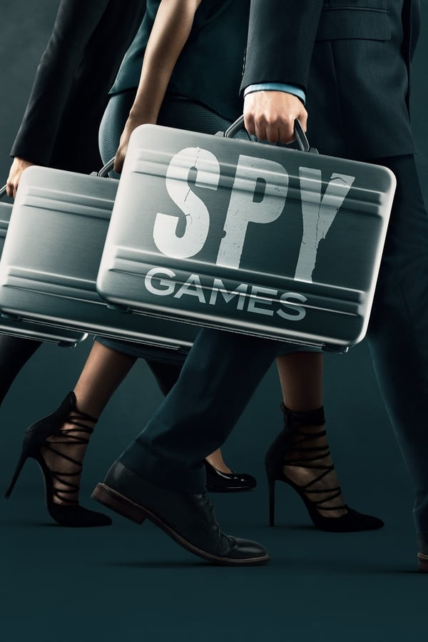 Spy Games season 1 poster