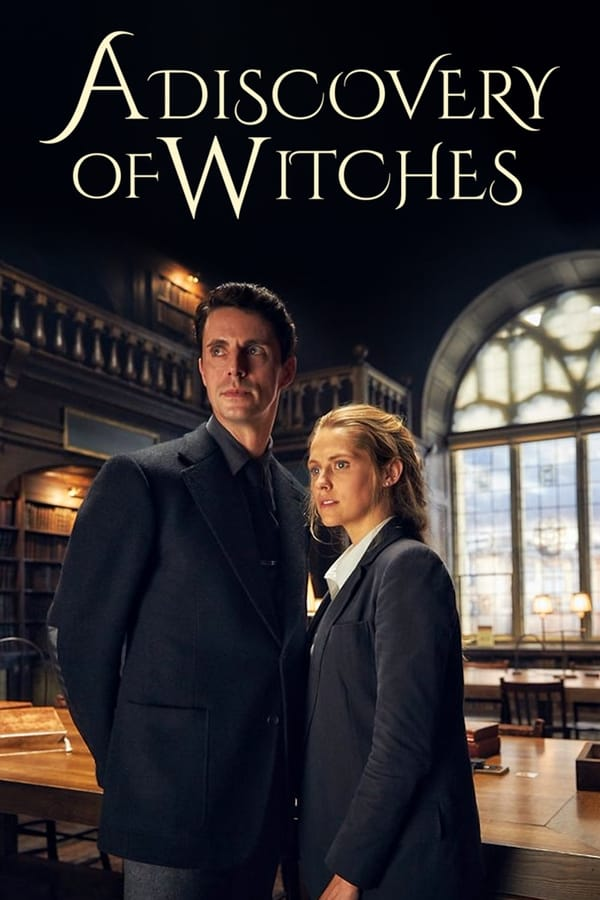 A Discovery of Witches (TV Series 2018)
