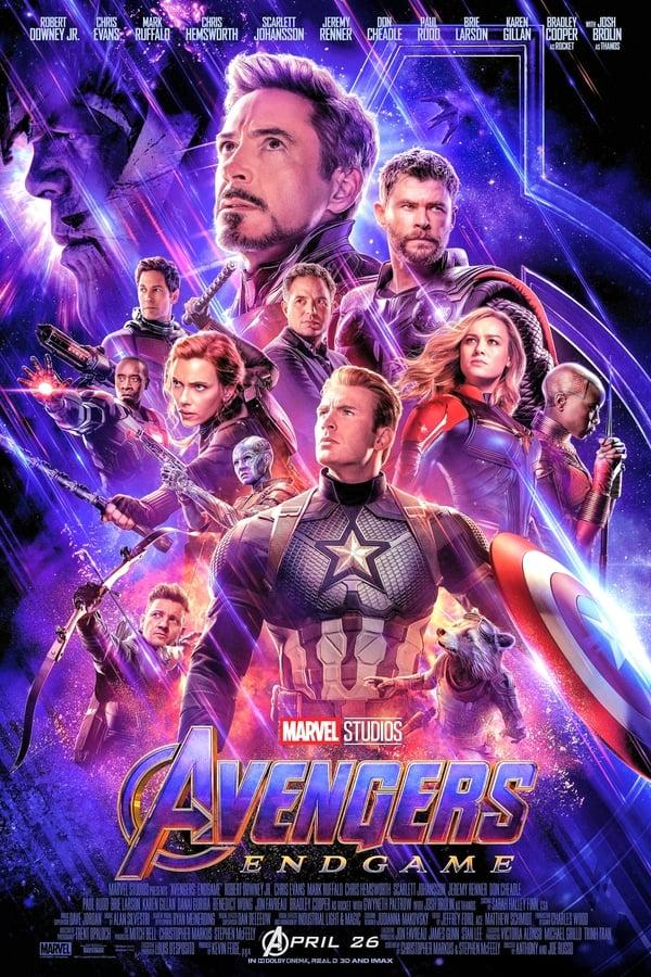 Imagen Avengers: Endgame
