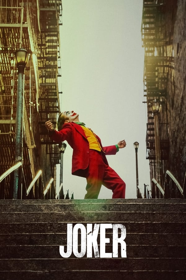 Joker (2019) English Full Movie 1080p HDRip | 720p | 480p | 1.45 GB, 680 MB, 400 MB | Download | Watch Online