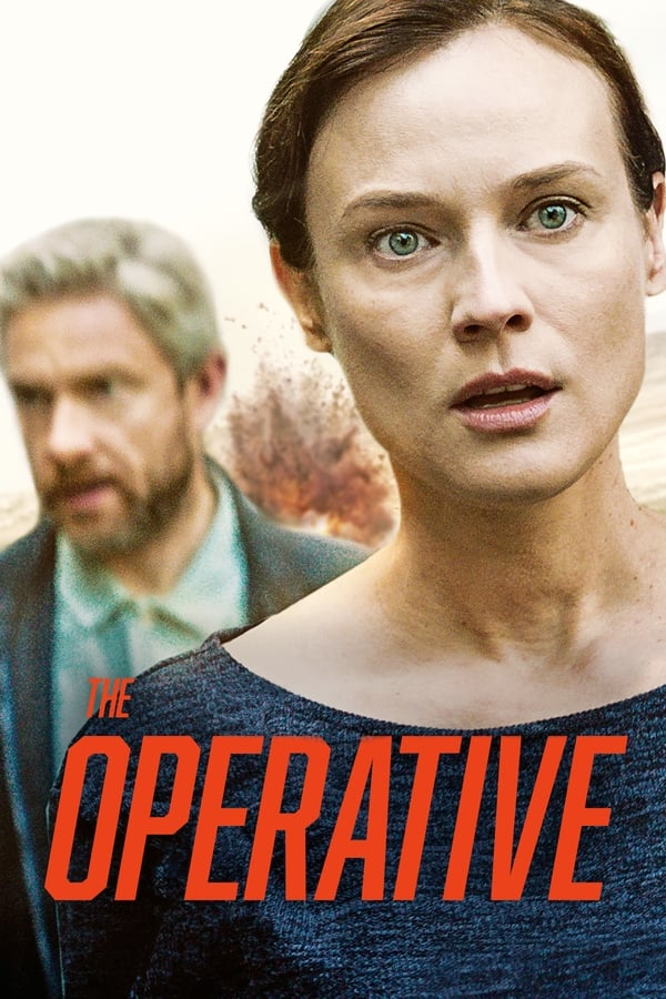 Assistir The Operative