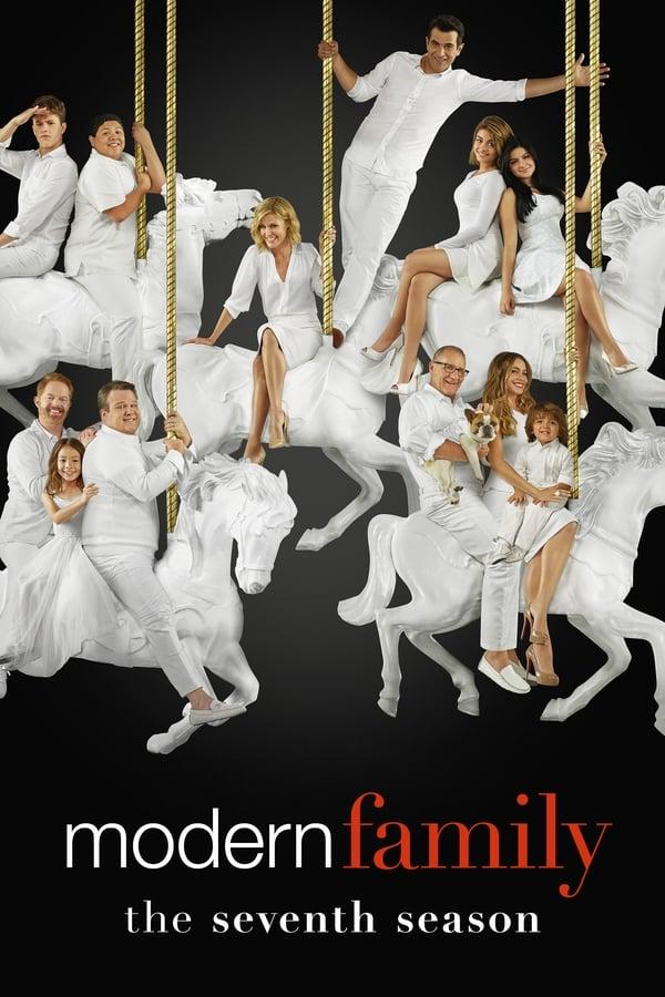 Moderni šeima (7 sezonas)