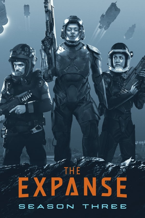 The Expanse 3 sezon 1 bolum izle