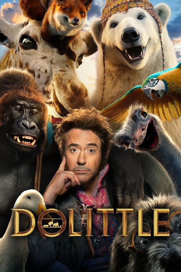 Dolittle (2020) English | x264 WEB-DL | 1080p | 720p |  Download | Watch Online | GDrive | Direct Links