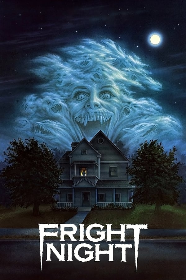 Fright Night (1985) Poster