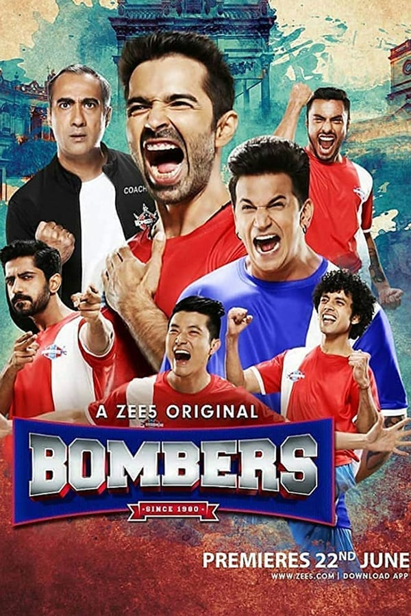 Bombers (2019) Hindi Season 01 [Episode 01-10] [Zee5 Exclusive] 1080p WEB-DL | 300MB Per Episode | Download | Watch Online | Direct Links | GDrive