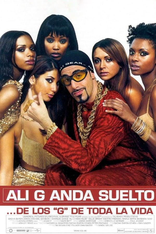 Ali G anda suelto