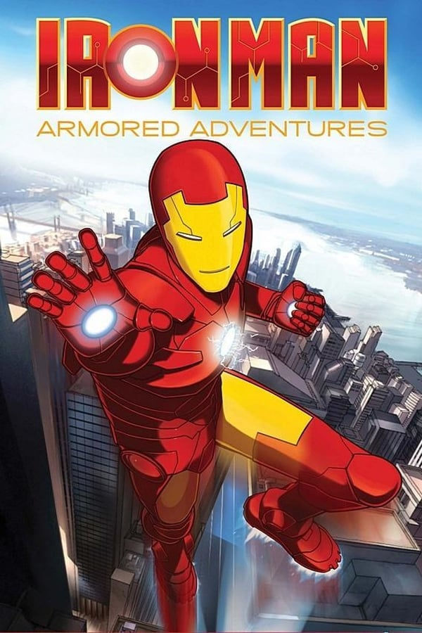 Assistir Homem de Ferro: Série Animada Online