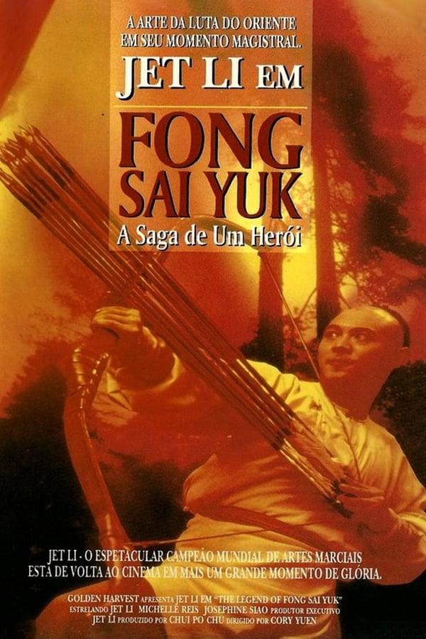 Assistir Fong Sai Yuk – A Saga de um Herói