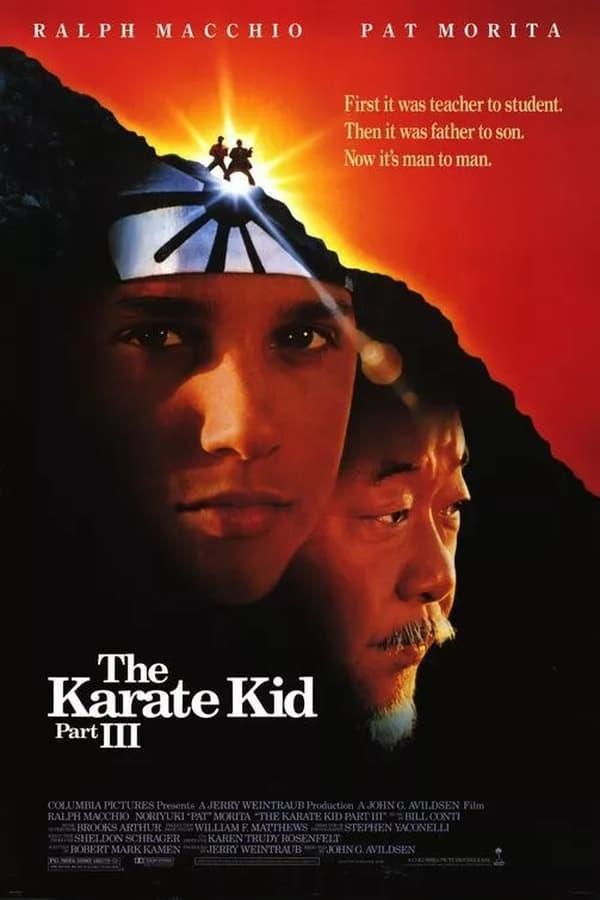 კარატისტი ბიჭი 3 / The Karate Kid Part III ქართულად