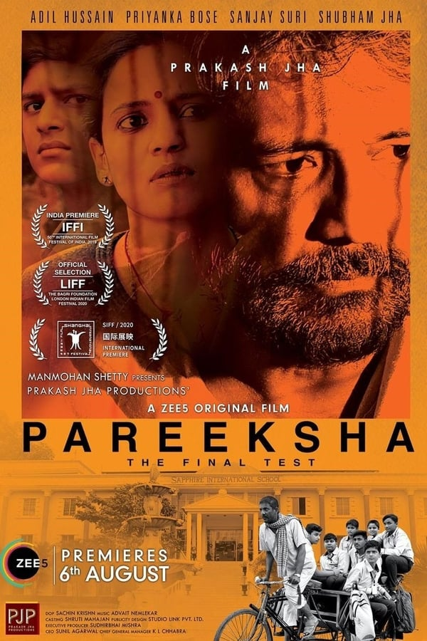 Pareeksha (2020) Hindi | x264 Zee5 WEB-DL | 1080p | 720p | 480p | Download | Watch Online | GDrive | Direct Links