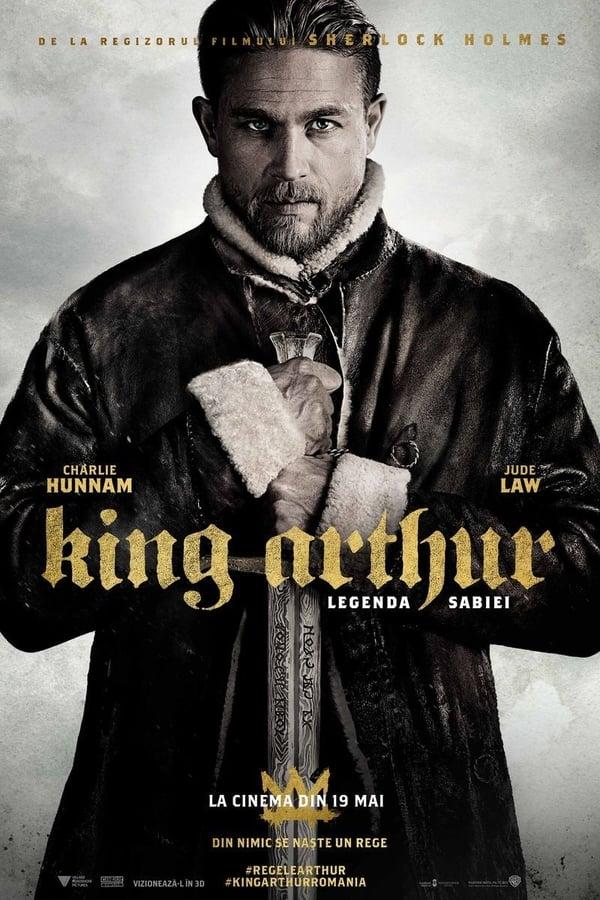 Regele Arthur: Legenda sabiei - 2017
