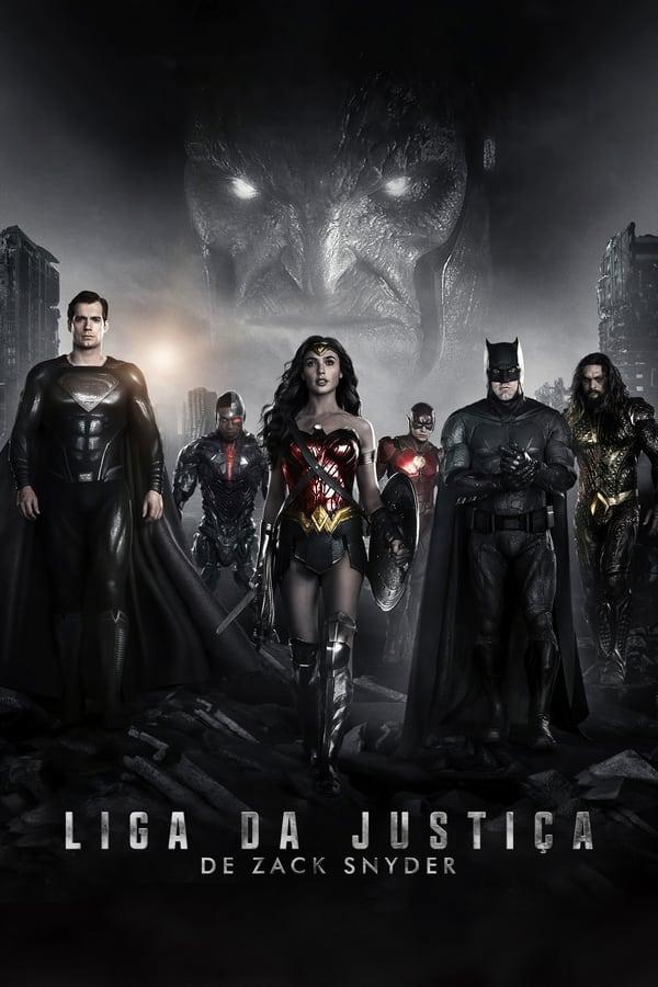 Liga da Justiça de Zack Snyder (2021)