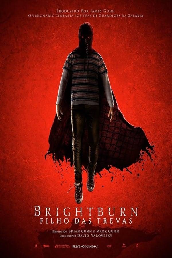 Brightburn – Filho das Trevas poster, capa, cartaz