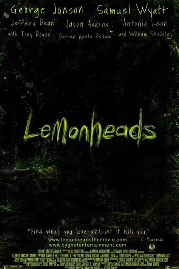 Lemonheads (2020) 720p WEBRip Dual Audio [Unofficial Dubbed] Hindi-English x264 AAC