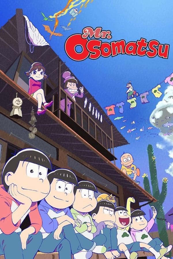 Assistir Osomatsu-san