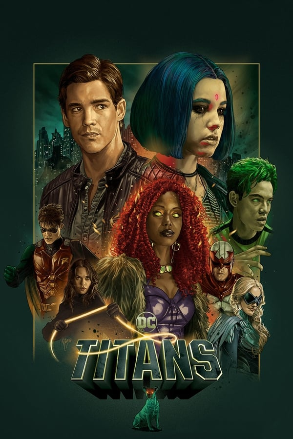 Titans S02 [Hindi + English ] Dual Audio | x264 NF WEB-DL | 1080p | 720p | 480p | Download Dual Audio Series | Watch Online | GDrive | Direct Links
