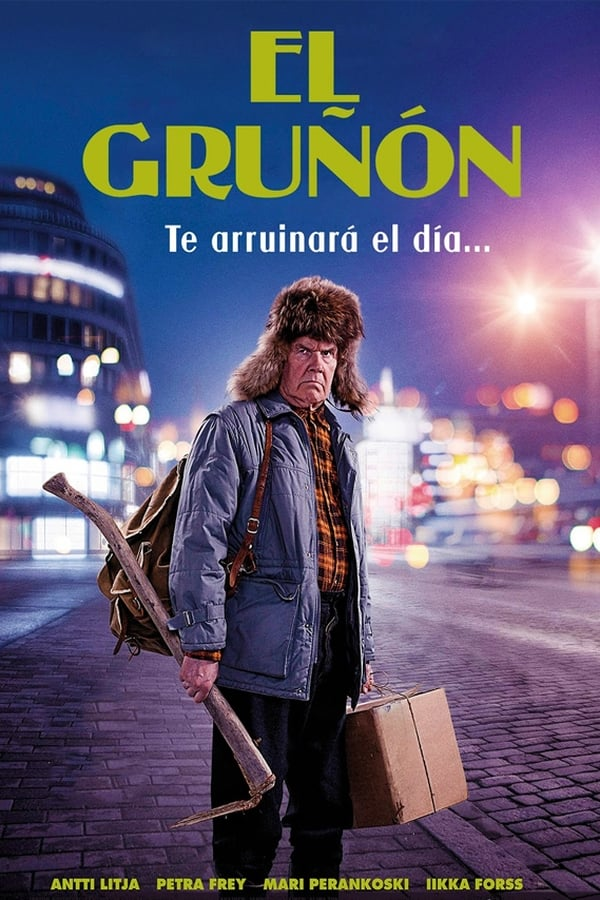 El gruñón  (The Grump) ()