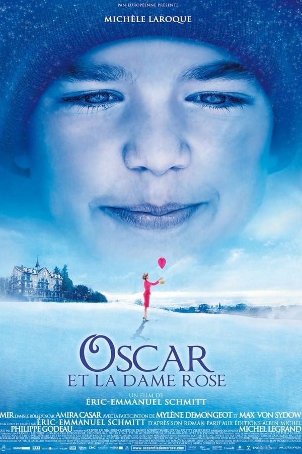 ოსკარი და ქალი ვარდისფერში / Oscar and the Lady in Pink (Oscar et la dame rose) ქართულად
