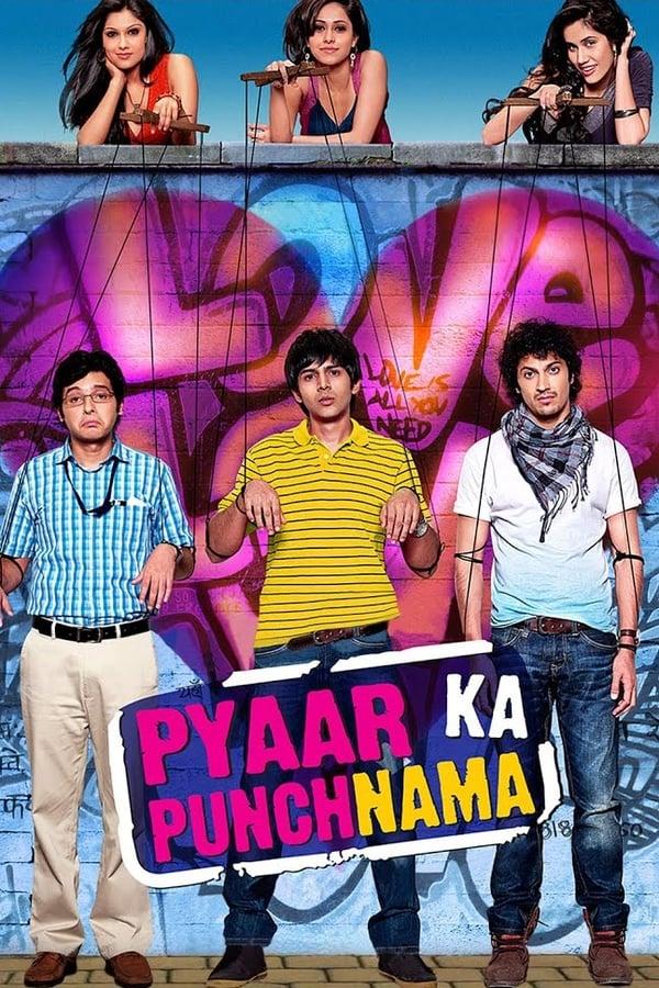 Pyaar Ka Punchnama (2011) Hindi | x264 Blu-Ray | 1080p | 720p | 480p | Download | Watch Online | GDrive | Direct Links