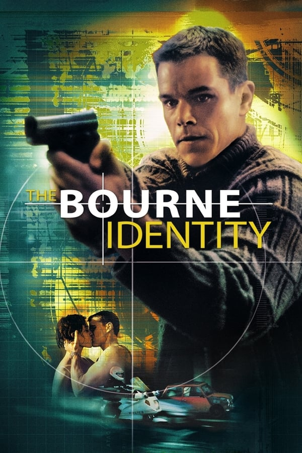 |FR| The Bourne Identity