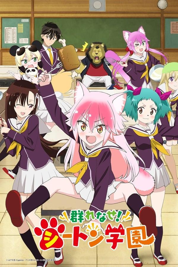 Assistir Murenase! Seton Gakuen Online