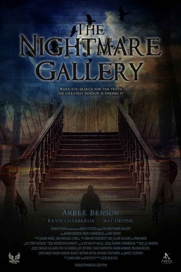 Baixar The Nightmare Gallery (2019) Dublado via Torrent