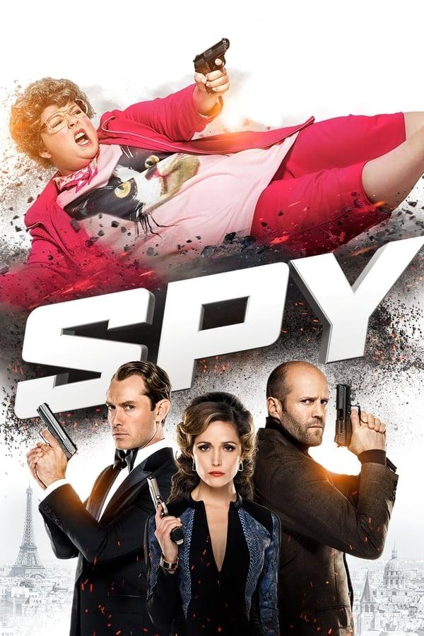 სამმაგი აგენტი / Spy ქართულად