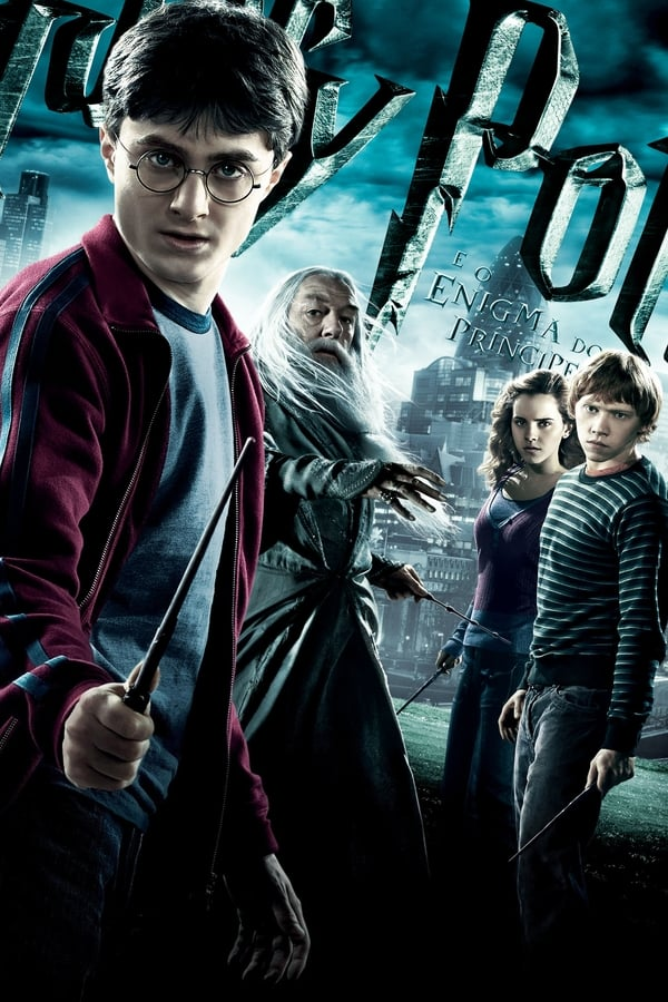 Assistir Harry Potter e o Enigma do Príncipe Online