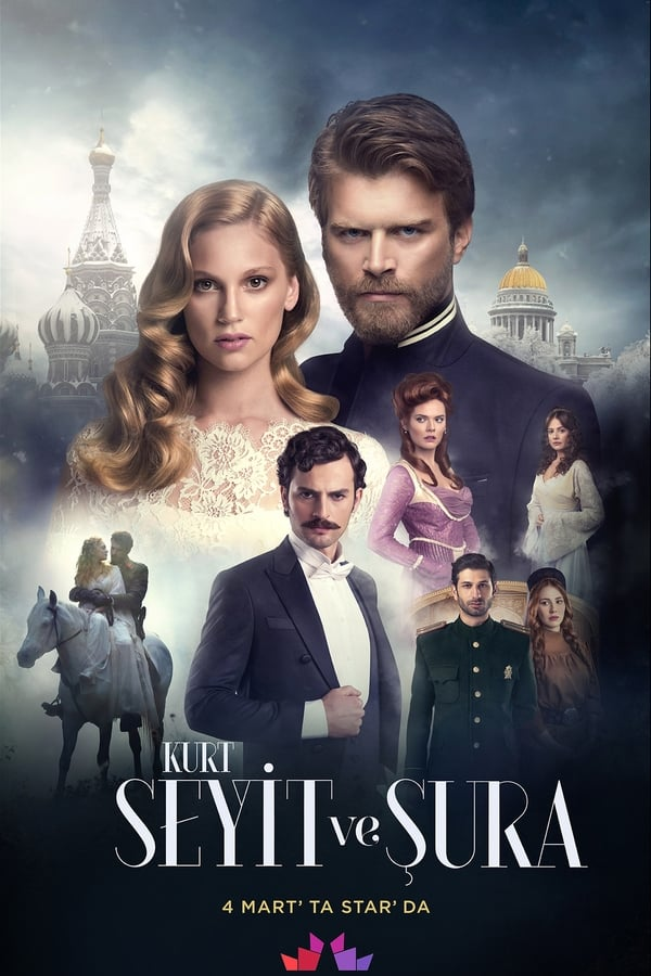 A Turkish lieutenant and the daughter of Russian nobles fight for their love against forces of family and social expectation and historical events.