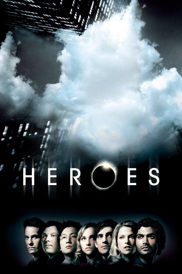 HEROES (2007) Primera Temporada REMUX 1080p Latino – CMHDD