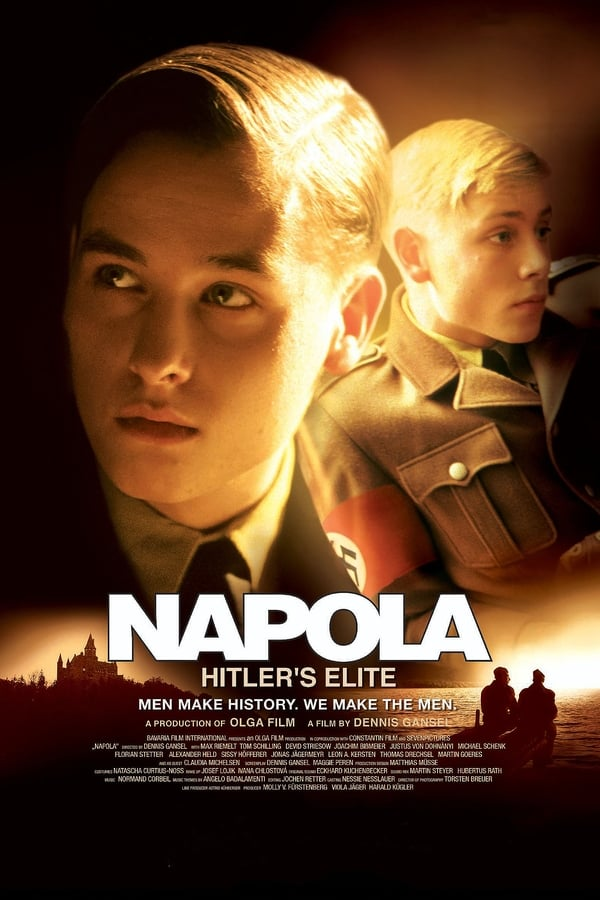 სიკვდილის აკადემია / Before the Fall (Napola – Elite für den Führer)