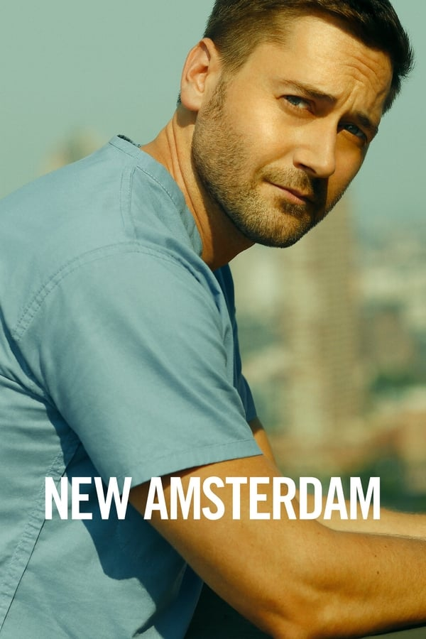 New Amsterdam season 2 poster