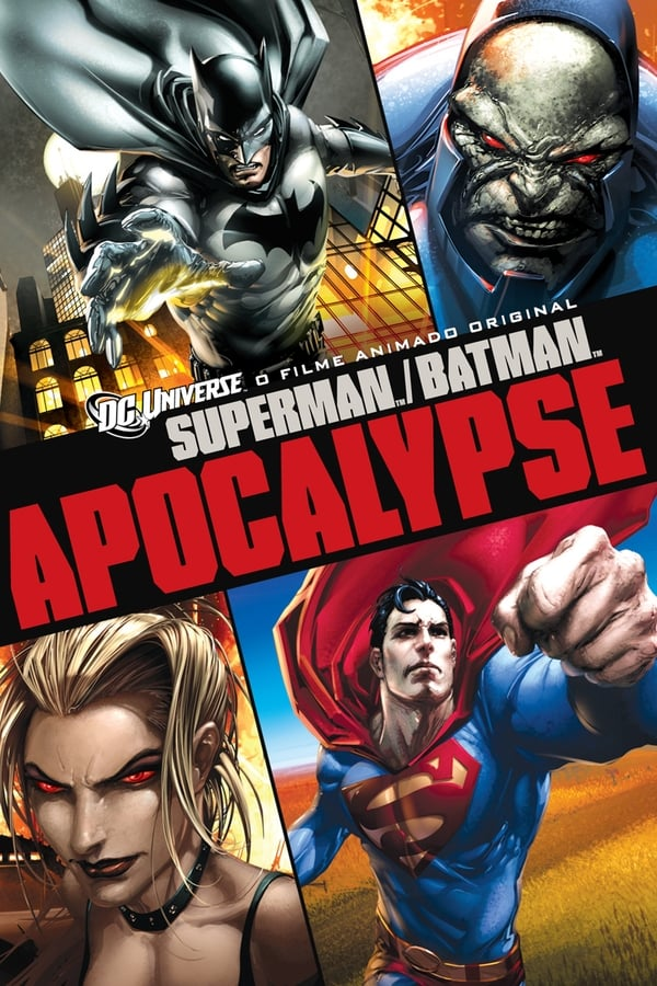 Superman/Batman: Apocalipsis (Superman/Batman: Apocalypse)