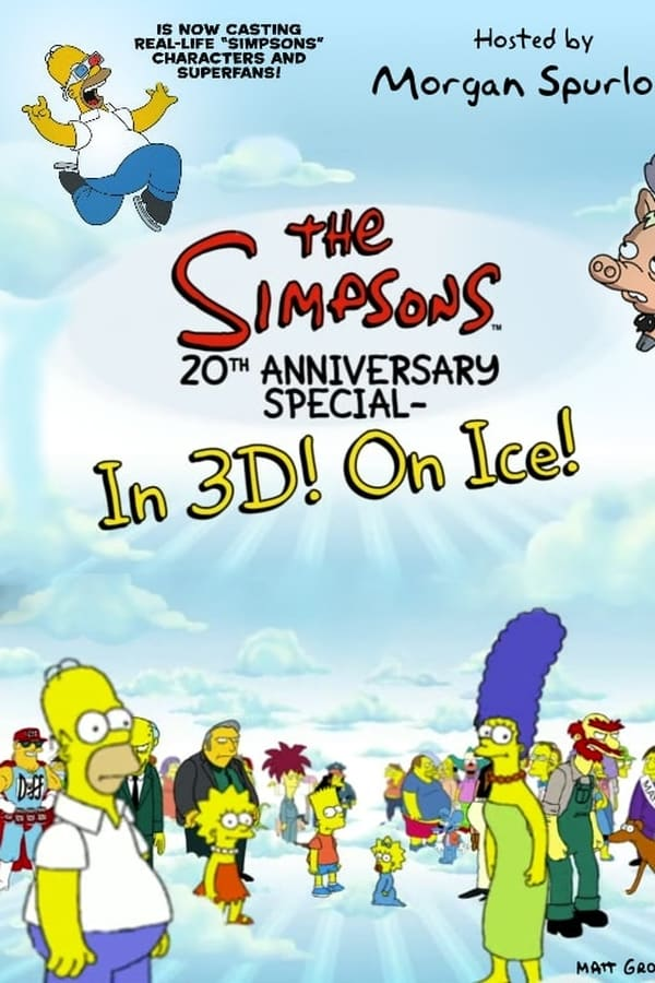 The Simpsons 20th Anniversary Special – In 3-D! On Ice!