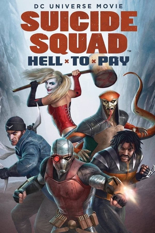 Assistir Esquadrão Suicida: Hell to Pay Online