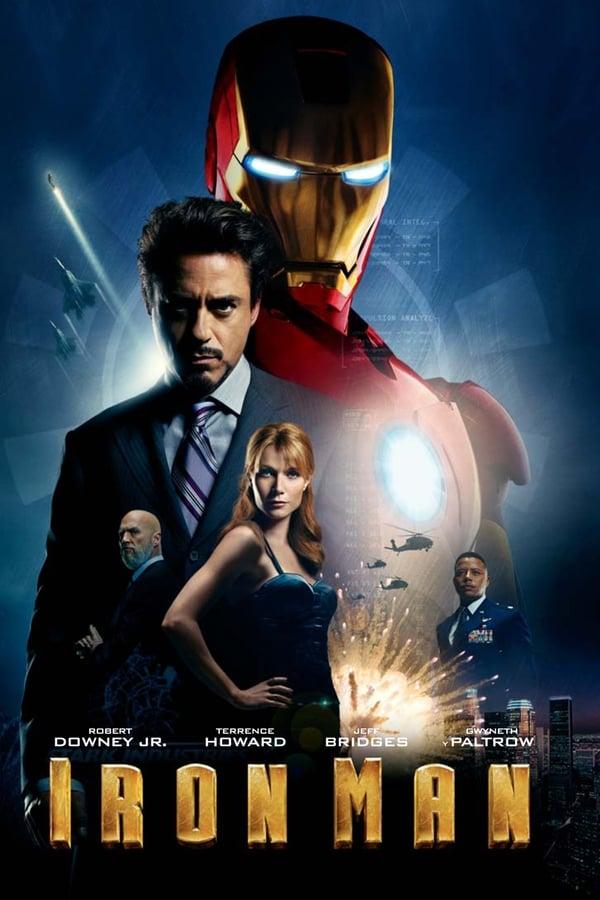 Imagen Iron Man – El Hombre de Hierro