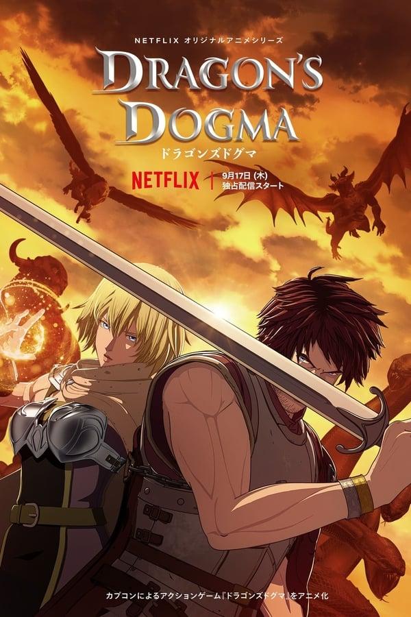 Dragon's Dogma 1ª Temporada Completa