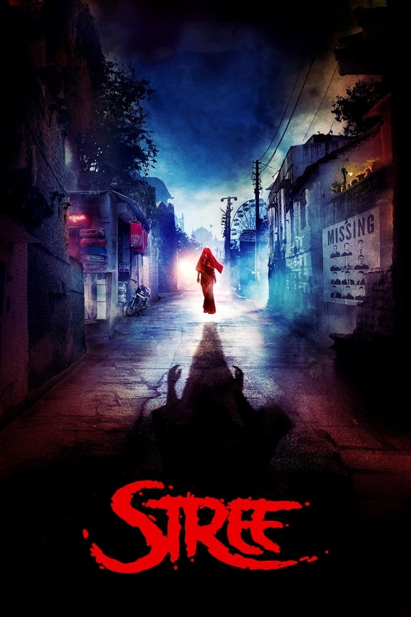 Stree (2018) [Hindi 5.1+ESub] | x265 NF WEB-Rip | 1080p | 720p | 480p | Download | Watch Online | GDrive | Direct Links