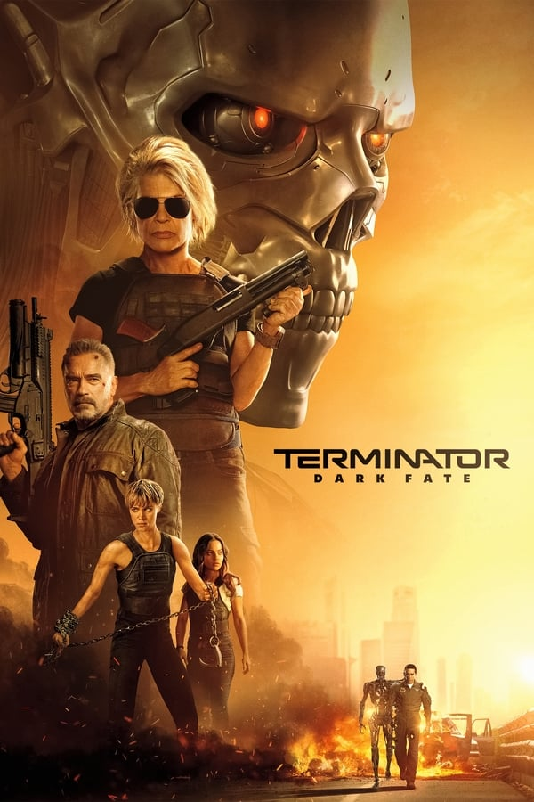 Terminator: Dark Fate (2019) [Hindi + English] Dual Audio | x265 10bit Blu-Ray | 1080p | 720p | Download | Watch Online | GDrive | Direct Links