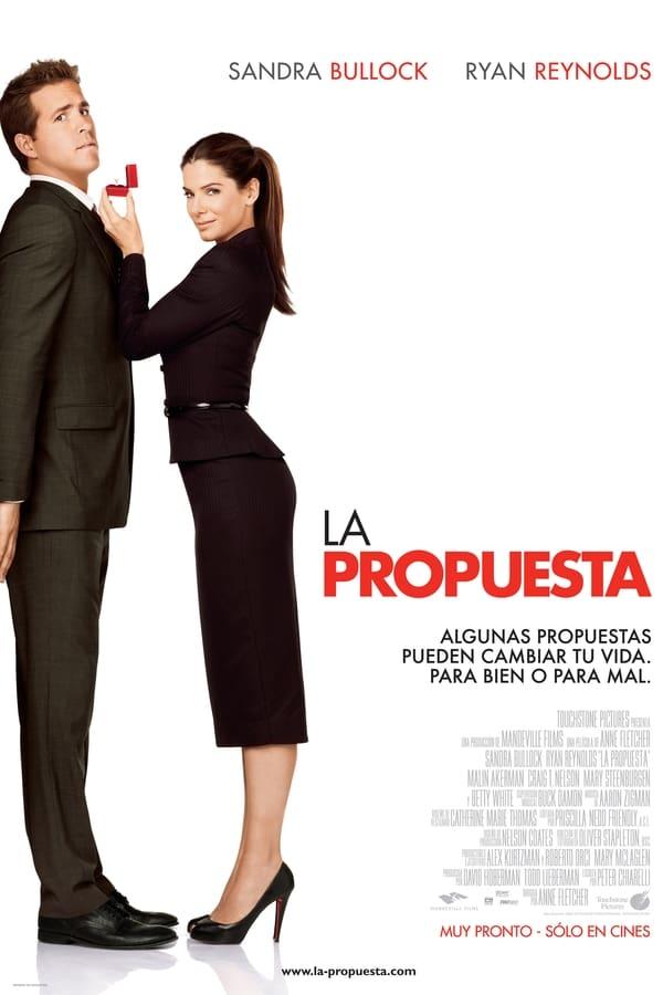 La propuesta (2009) HD 1080p Latino – CMHDD